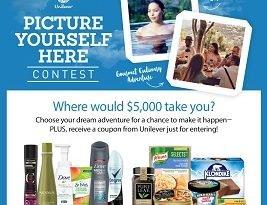 Unilever Canada Contest