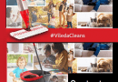 Vileda Canada Contest: Win  EasyWring Spin Mop & Bucket Prize