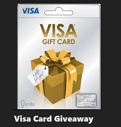 Visa Card Contests, win a free Visa card