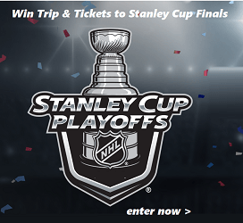 Win Trip to Stanley Cup Finals contests