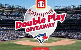Toronto Blue Jays & Home Hardware Double Play Giveaway Contest