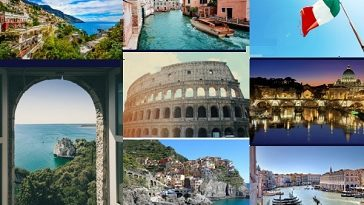 Italy Contests for Canada Vacation Giveaways