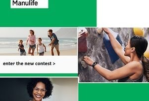 Manulife.ca Contest: Win $1,000 Cash