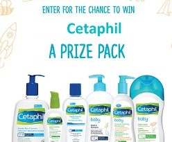Cetaphil Canada Contest: Win Mother's Day Gift!