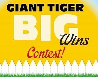 Giant Tiger Contest: Win Canada Day Prize Packs