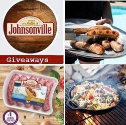 Johnsonville Bratwurst Contest Win Big Green Egg Grill Prize