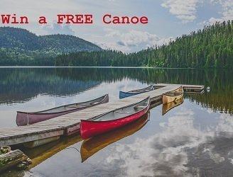 Canoe Giveaways: Win free Wenonah Canoe from Paddling com