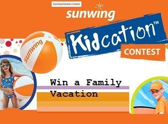 YTV com Sunwing Kidcation Contest: Win Family Trip to Costa Rica