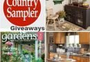 Country Sampler Promotion: Win a Trip to New England Sweepstakes