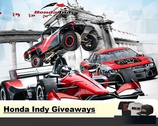 Honda Indy Giveaway: Win VIP Tickets to Honda Indy Toronto