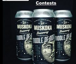 Muskoka Brewery Contest: Win 12 Days Of Giveaways
