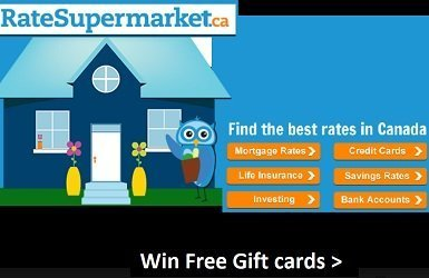 RateSupermarket ca Contest: Win $500 Home Depot Gift Cards (5 Prizes)