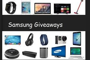 Samsung Contest: Win Galaxy Note20, Samsung Smart Watch & More