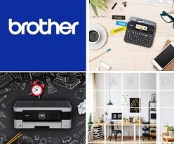 Brother.ca Fall Contest: Win $250 CAD Gift Cards