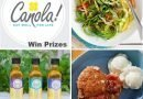 Canola Eat Well Contest: Win $100 Grocery Gift Card Prizes
