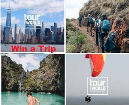 Tourradar Sweepstakes: Win tour to Africa (Kenya, Zimbabwe…)