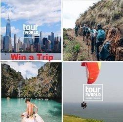 Tourradar Sweepstakes: Win tour to Africa (Kenya, Zimbabwe...)