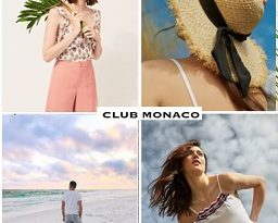 Club Monaco Sweepstakes: Win Season's Best Fashion Prizes