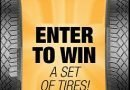 Continental Tire Contest: #StayHome Win Free Set of Tires