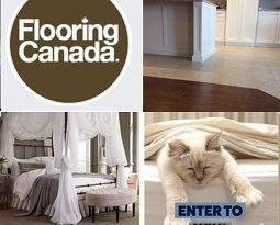 Flooring Canada Contest:  Win $1K Flooring Giveaway ($1,000)