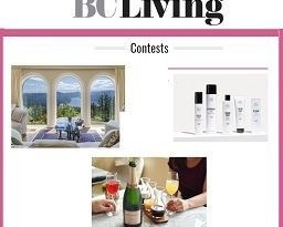 BC Living Contest: Win a Set of Mistorm Socks, and Springtime Gift Set from Brockmann's Chocolates