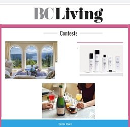 BC Living Contest: Win $250 Gentle Fawn Giveaway Gift Card