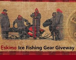Eskimo Ice Fishing Gear: Win GetEskimo Dream Giveaway