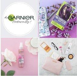 Garnier Contest: Win Nyx Cosmetics Halloween Look