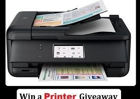 Printer Giveaway: Win EPSON EcoTank Printer $599