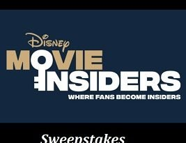 Disney Insiders Sweepstakes: