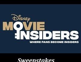Disney Insiders Sweepstakes: