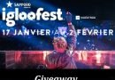 Iglofest Giveaway: Win VIP Trip to 2020 Igloofest, Montreal
