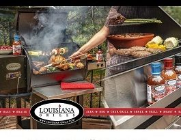 Louisiana Grills Contest: Win Louisiana Grills Charcoal Grill $899 USD