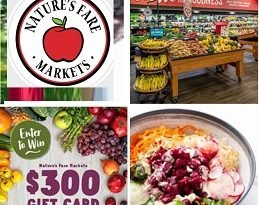 Natures Fare Contest: Win $400 Genuine Health Prize Packs