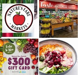 Natures Fare Contests  Wellness Giveaway,