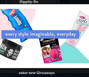 dippity-do Canada Contest Hair Gel Giveaways