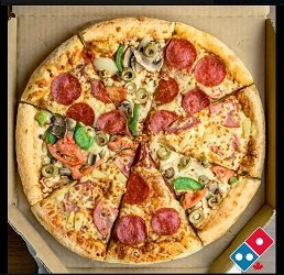 Dominos Pizza Contest - Win Gift Cards ($25)