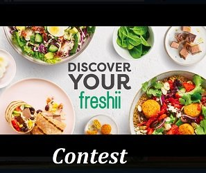 Freshii Canada Contest win gift card Giveaway