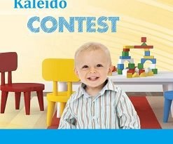Kaleido Contest: Win $1,000 in Baby Gear