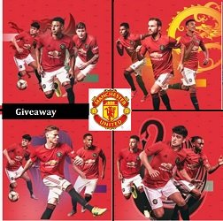 Manchester United Football Club (MU) Sweepstakes - Giveaway at manutd.com