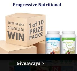Progressive Nutritional Canada Contests  Giveaways