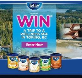 tetleywellnessgetaway.ca win Tetley wellness getaway