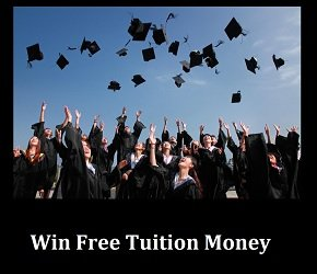 Free Tuition Contests: Win Money for College & University