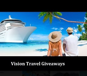 Vision Travel Canada Vacation Giveaways