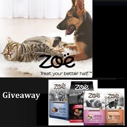 Zoe For Pets Contest: Win free cat or dog food & FITBIT