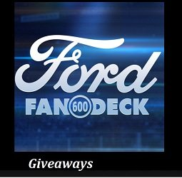 Ford Fanatic Contests  Maple Leaf Ticket Fan Deck Giveaways (Ontario)