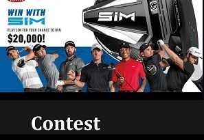 Golf Town Win With Sim Contest: Win $20,000 Cash & TaylorMade Prizes