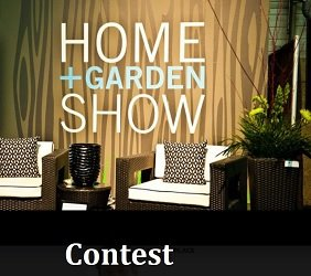 BC Home and Garden Show giveaways