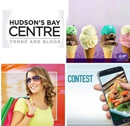 Hudson's Bay Centre contest for Canada
