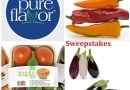 Pure Flavor Live Deliciously Sweepstakes: Win $500 Prize Pack